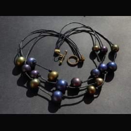 Gyöngyös nyaklánc