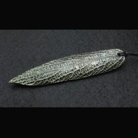 Viburnum - hosszúkás medál