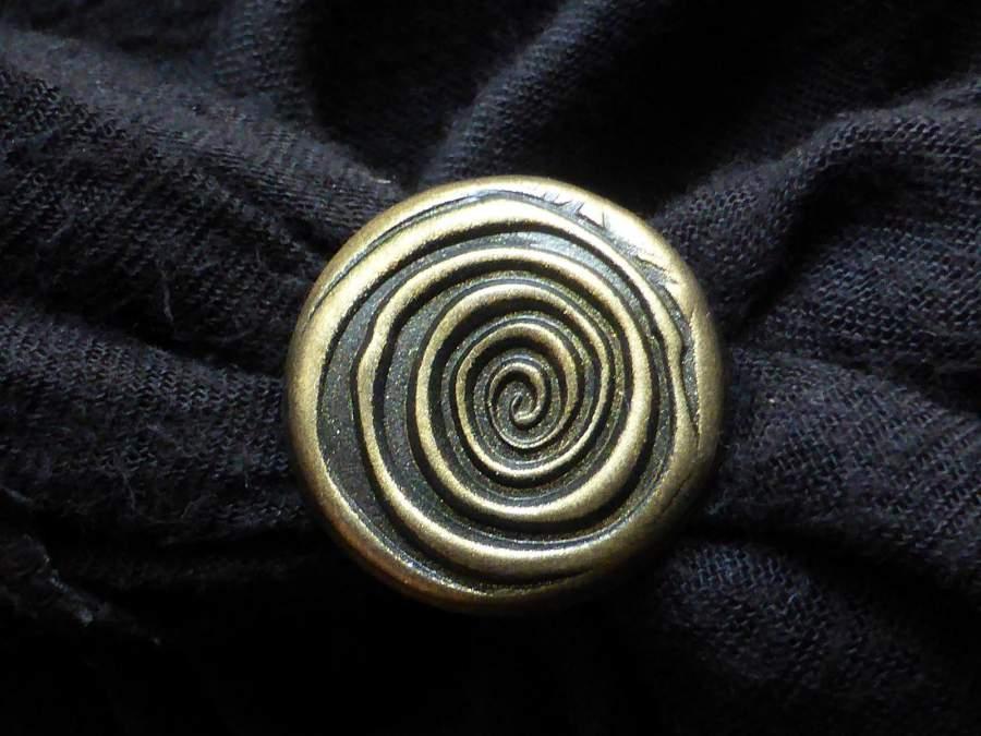 Spirál gyűrű